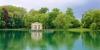 Pavilion dans le parc du Château de Fontainebleau