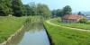 Le Canal de l'Ourcq à Lizy-sur-Orcq
