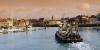 Dieppe, arrivée au port