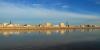 Le Havre, vue de la plage