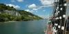 Armada de la Liberté, voilier remontant la Seine