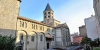 La basilique Notre-Dame du Port à Clermont-Ferrand