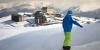 Snowboard à Superbagnères