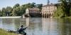 Pêcheur sur le Tarn à Villemur