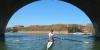 Aviron sur la Garonne à Toulouse
