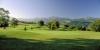 Les Pyrénées depuis le golf de Bagnères-de-Bigorre