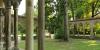 Tarbes, le Jardin Massey et son cloître