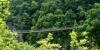 Passerelle d'Holzarte à Larrau