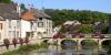 Essoyes, village au bord de l'Ource
