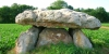 Marcilly le Hayer, Dolmen