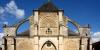 Façade de l'église Saint-Jean-Baptiste de Chaource