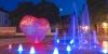 Troyes, la Fontaine du Coeur