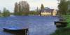 Moulin à eau de Corzé, sur le Loir