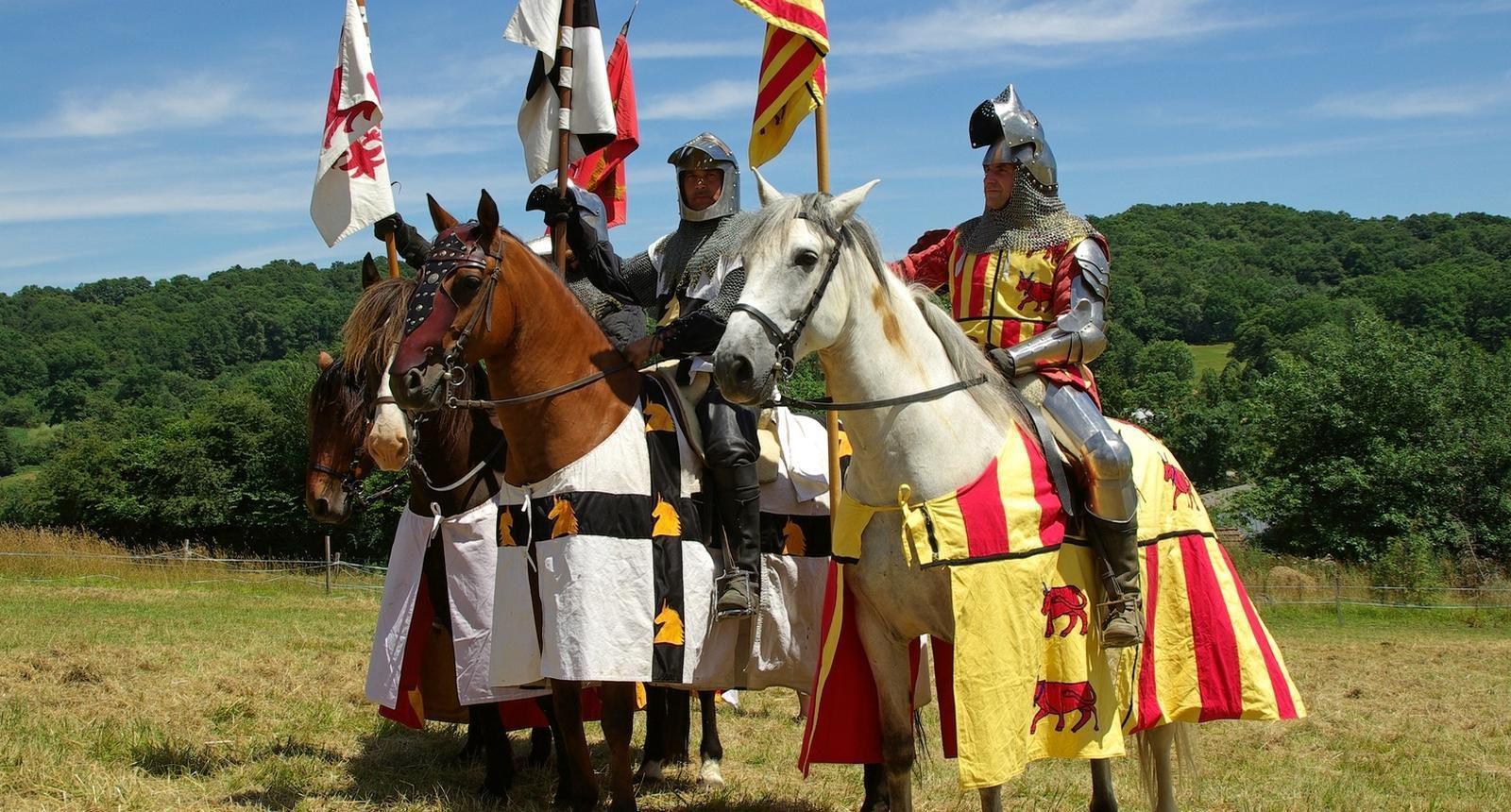 Fêtes Médiévales de Montaner, Béarn