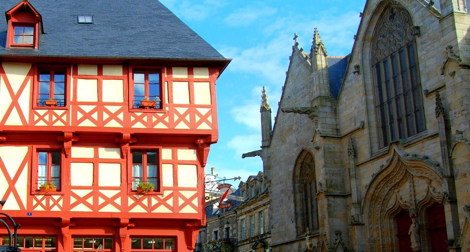 Josselin, Porhoët (Bretagne)