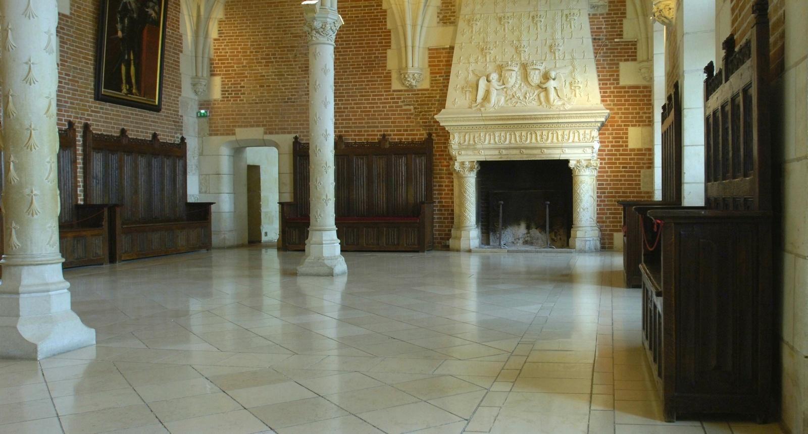 Château d'Amboise, Val de Loire (Région Centre)