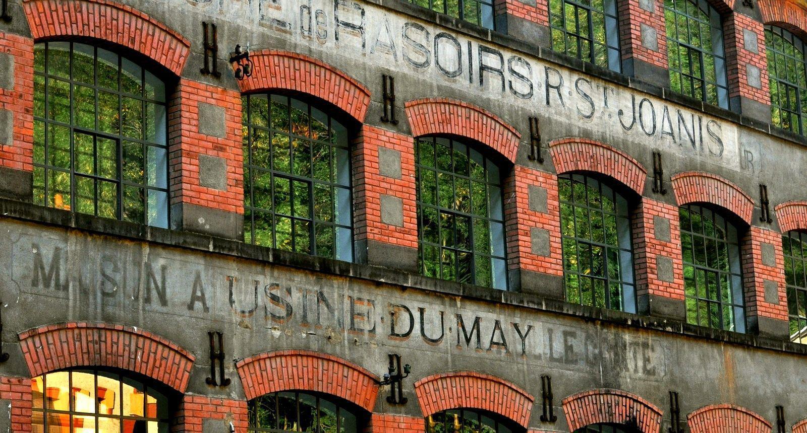 Ancienne usine, Thiers (Livradois, Auvergne)