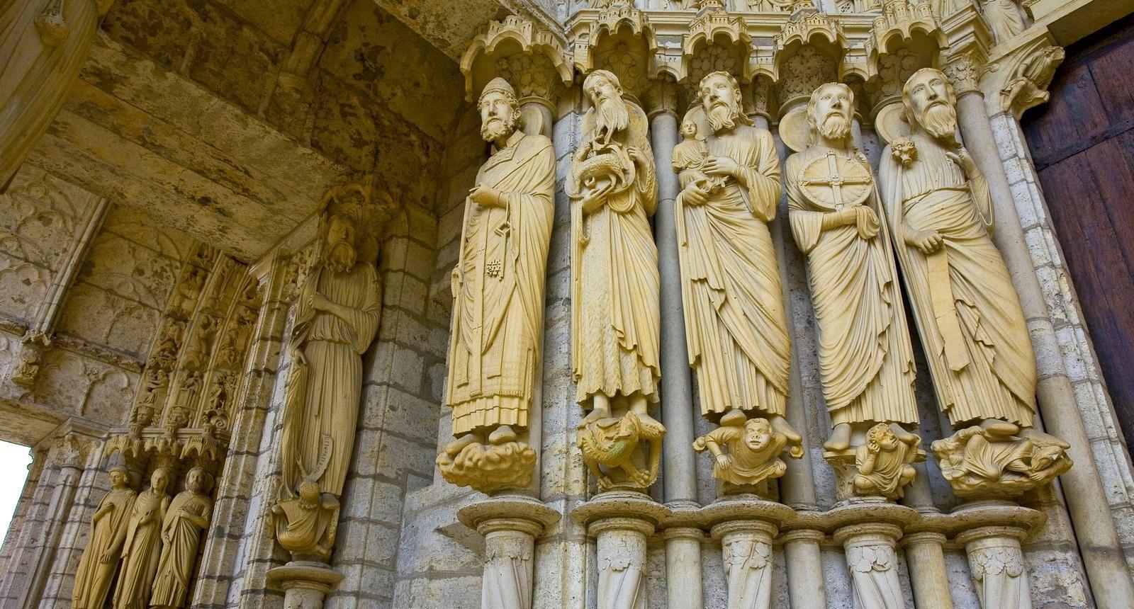 Cathédrale de Chartres (Beauce, Région Centre)