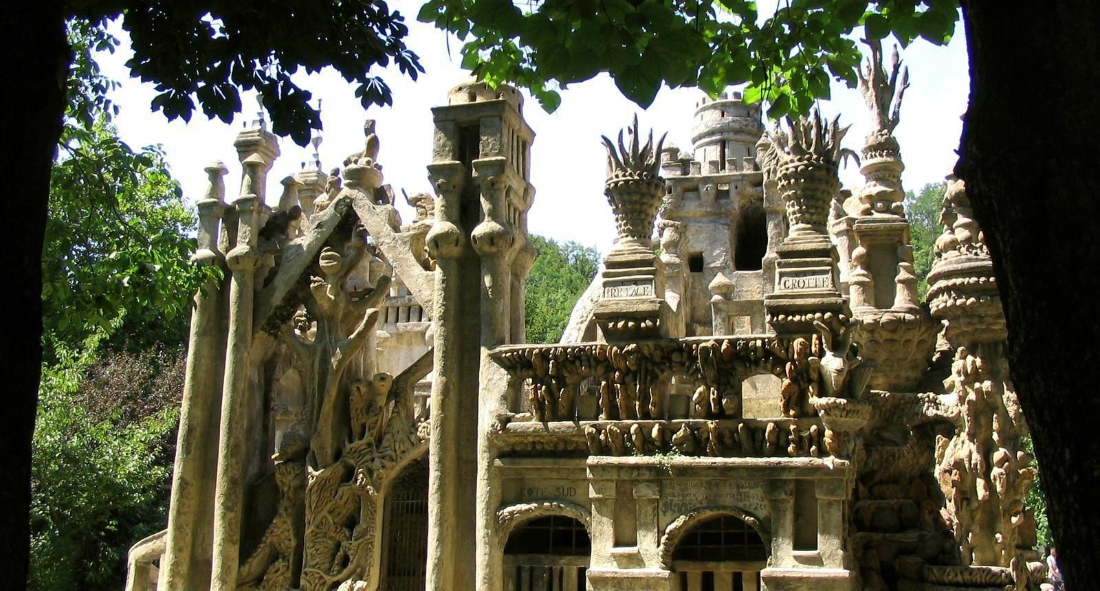 Le Palais idéal du Facteur Cheval (Hauterives, Drôme)