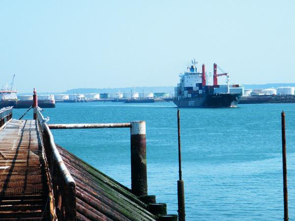 Le Havre, sur le Grand Port Maritime