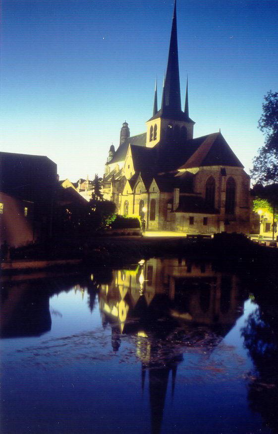 eglise St Pierre es Liens
