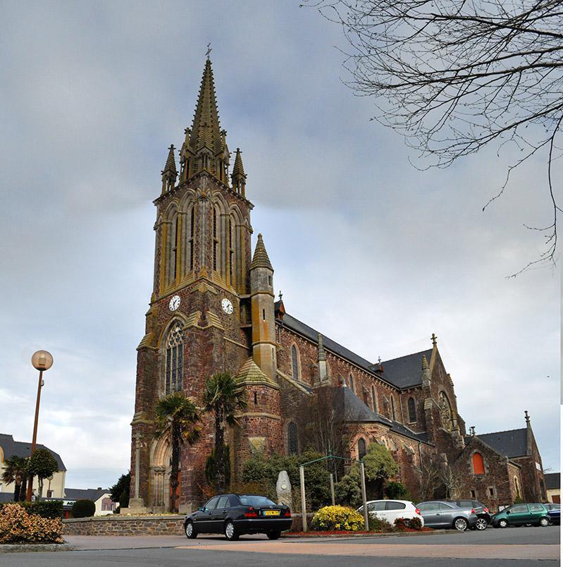 Image : Église Saint-Pierre Saint Louis