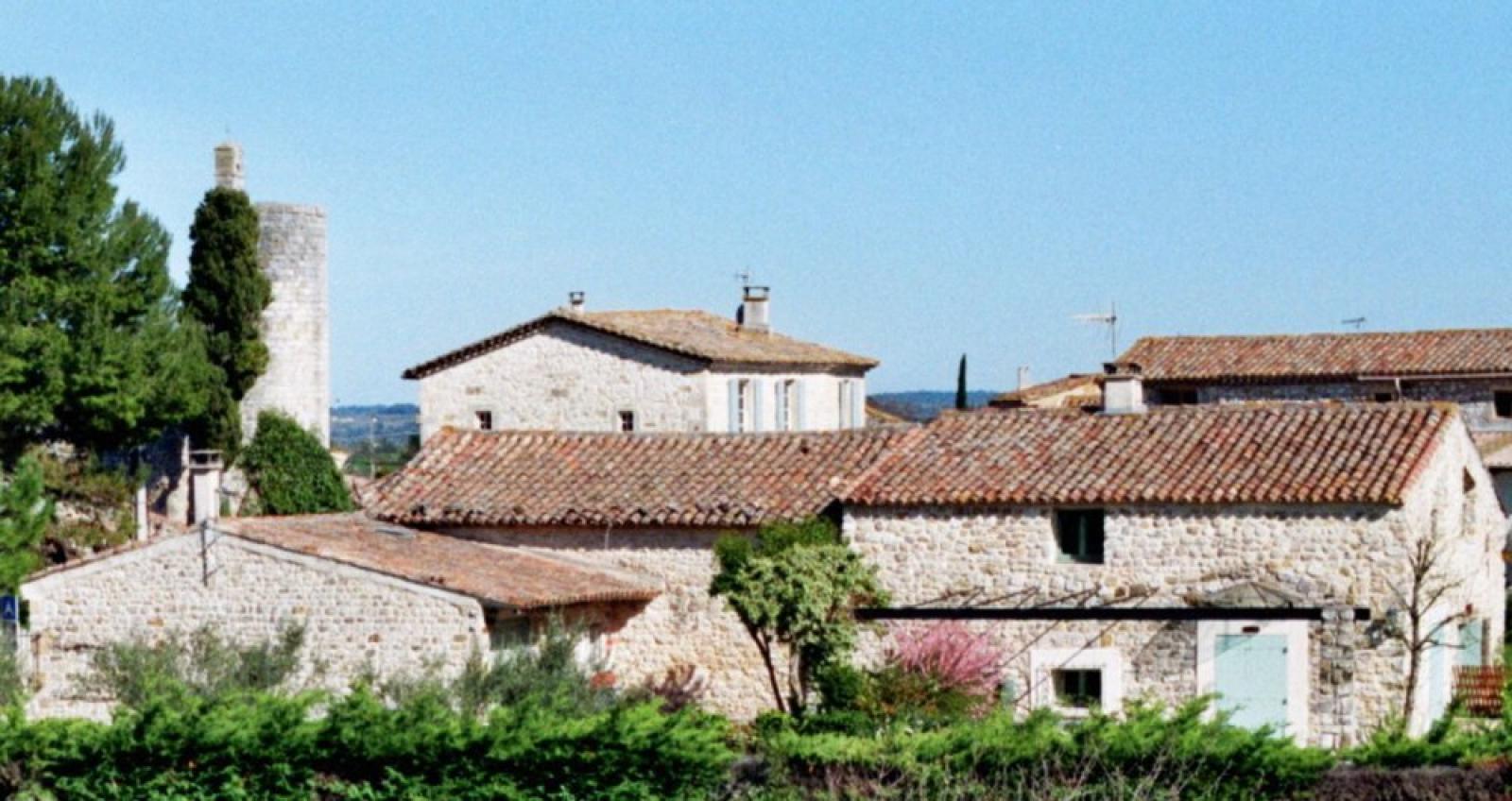 La Glycine Sainte Eulalie