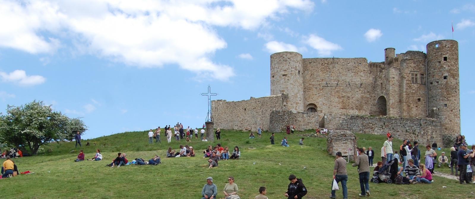 Image : Château de Portes