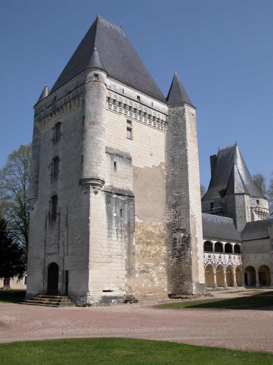 Donjon du Chateau d'Argy