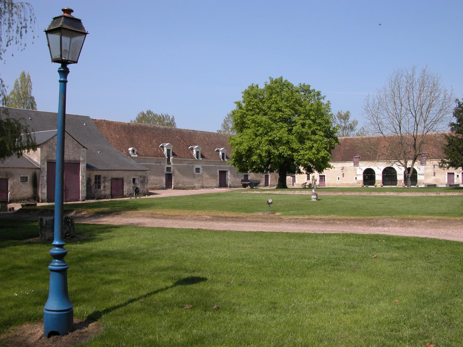 Communs du Chateau d'Argy