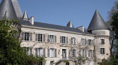Aile 19° s. du Chateau d'Argy