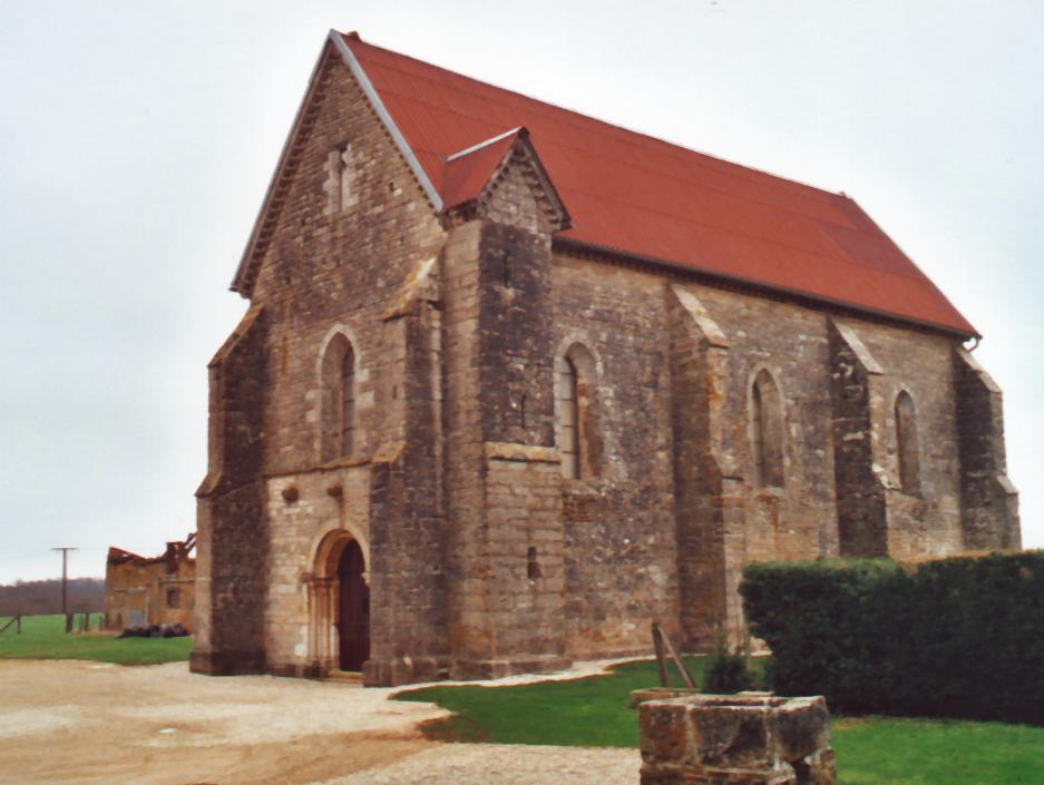 Chapelle Templière d'Avalleur