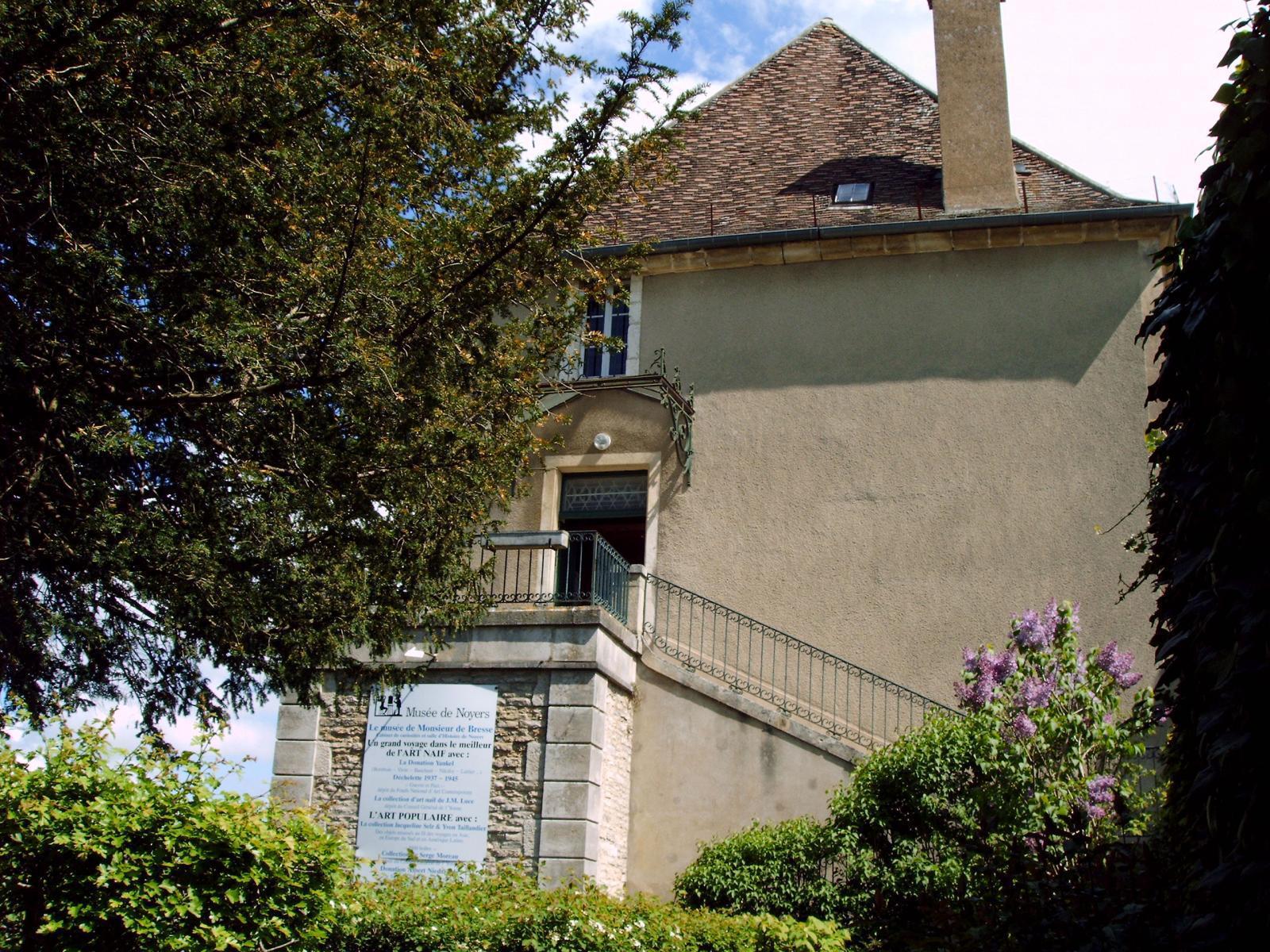Entrée du Musée (1)