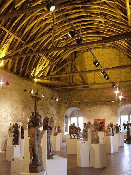 Salle d'Art Sacré du Valois