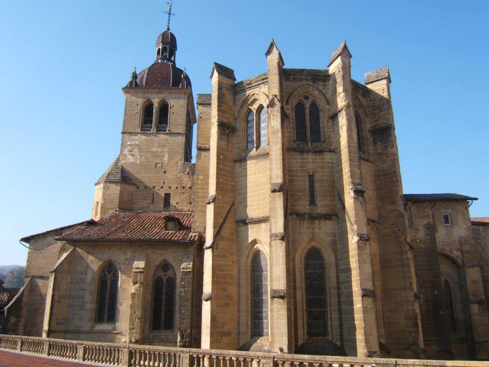 Eglise Abbatiale Saint-Antoine