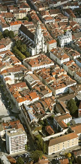 Centre historique de Bourg-en-Bresse