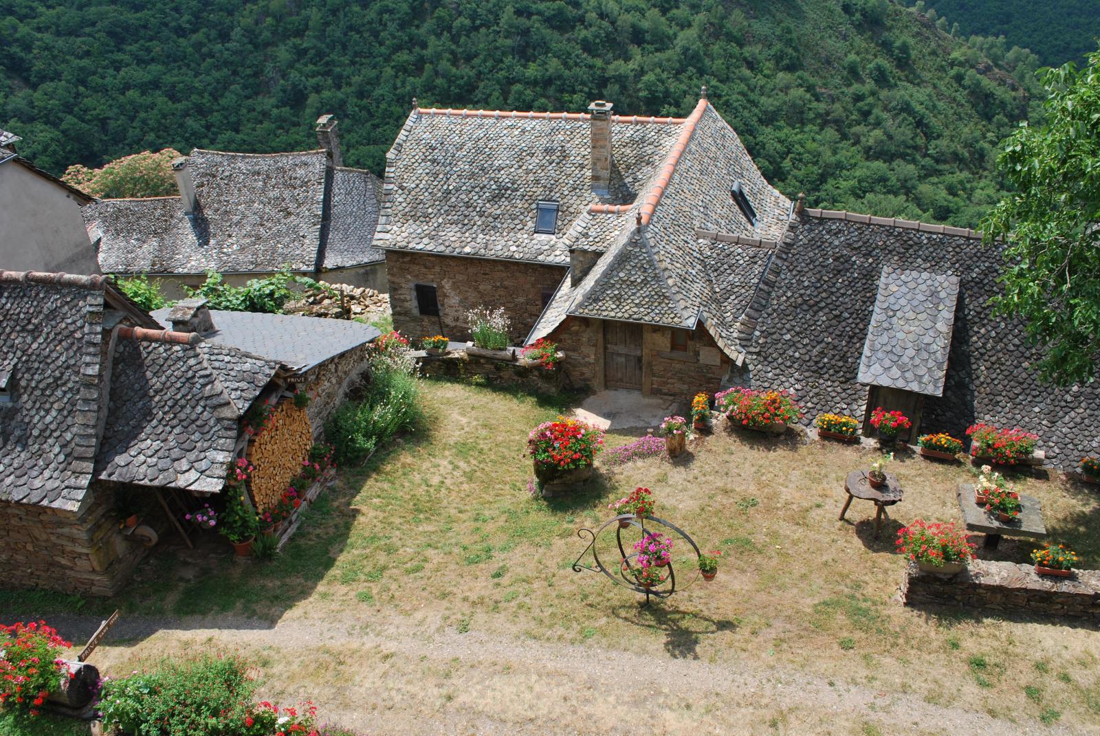 Village de la Vinzelle