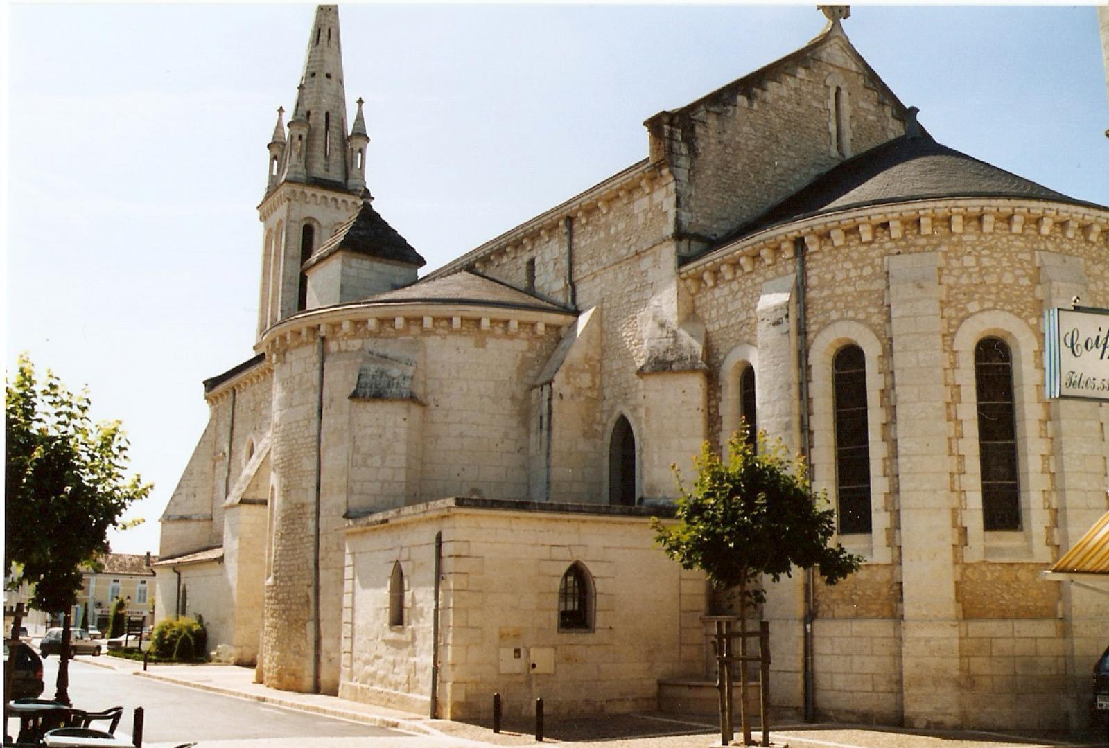 église de Neuvic/l'Isle