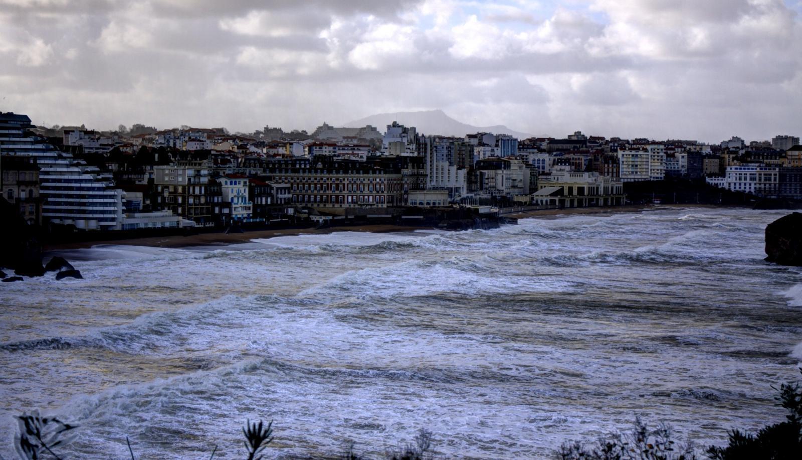 Baie de Biarritz