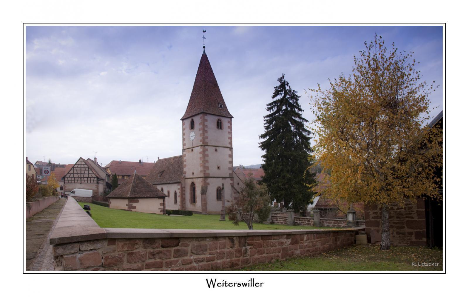 Eglise de Weiterswiller
