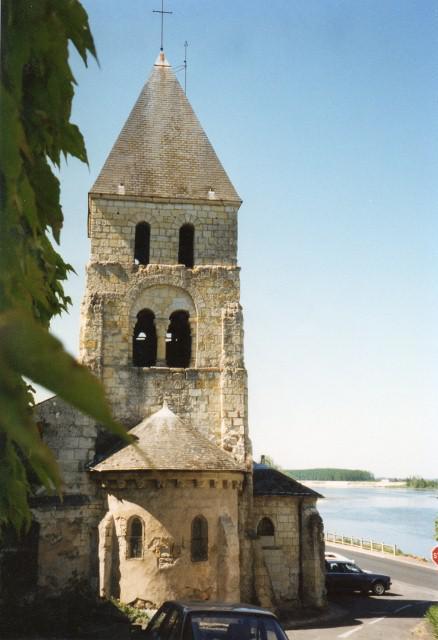 Avec la Loire à ses pieds