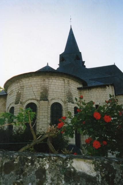 Abbatiale St.Martin de Cunault