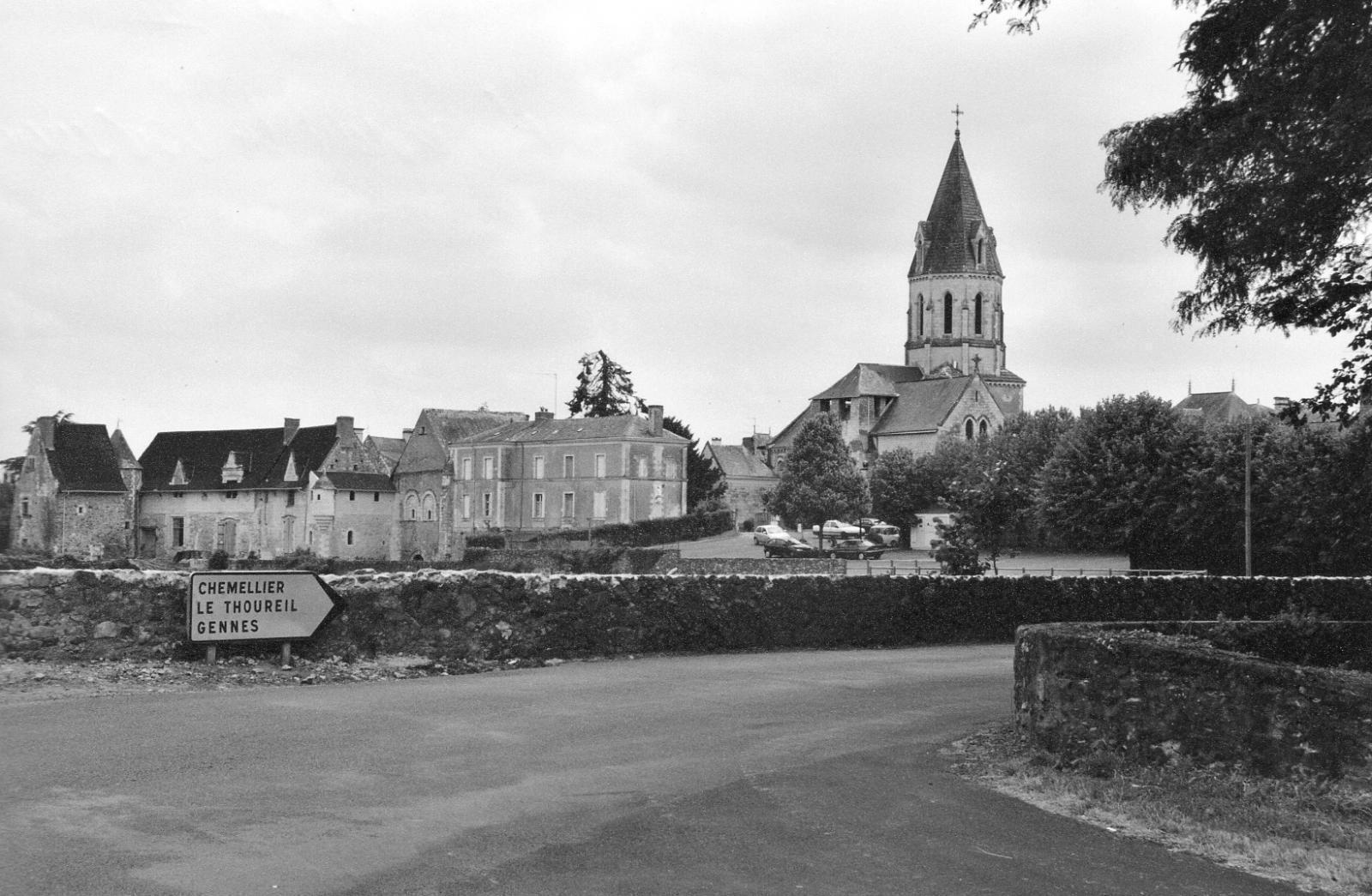 En arrivant à St.Rémy