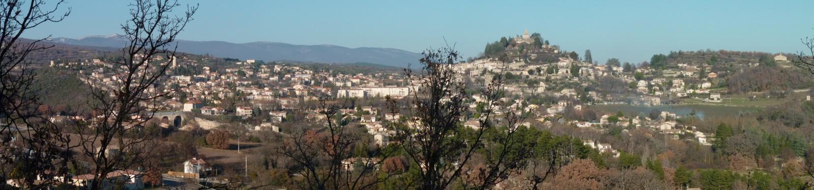 panorama forcalquier