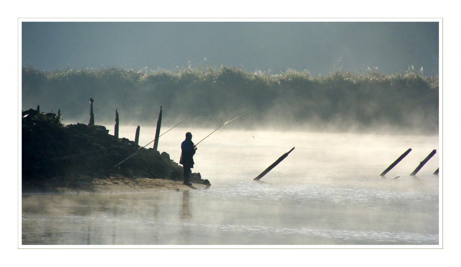 Pêcheur des brumes