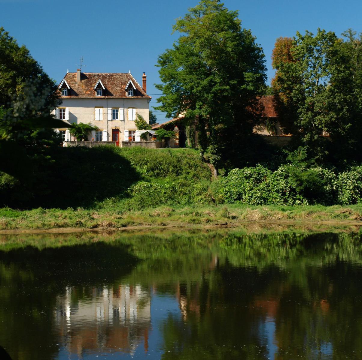 Bords de Loire à Marcigny