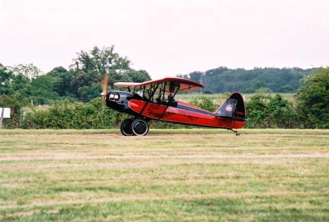 Image : Aérodrome de Bordeaux-Yvrac