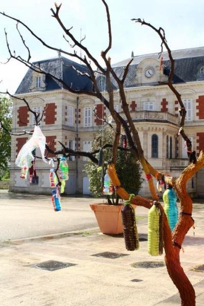 chateau des IRIS