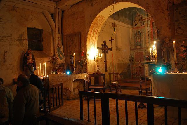 Chapelle classée du Douet Arthus
