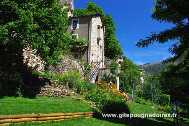 Photo la maison des anglais et son jardin 150334 for Jardin anglais en france